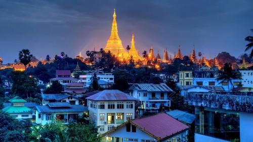 Yangon – a beautiful and charming city of Myanmar